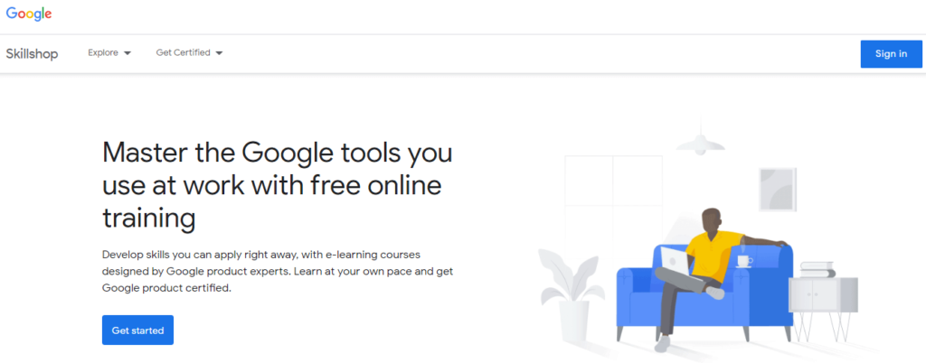 Google Skillshop Introduction