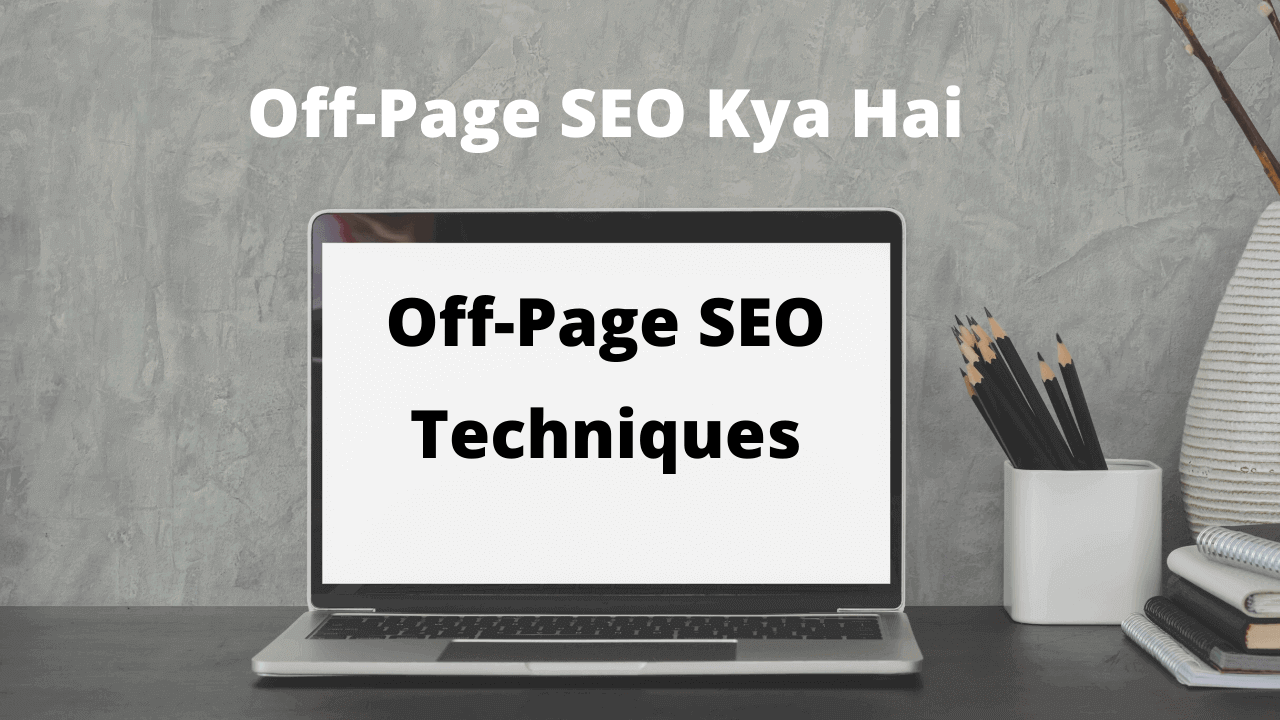 Off-Page SEO In Hindi