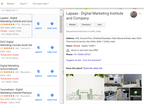 What Is Google My Business In Hindi