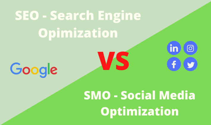 Difference Between SEO and SMO In Hindi